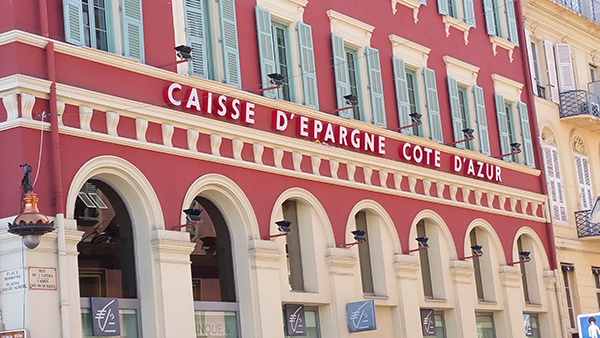 Nouveau La Caisse D Epargne Cote D Azur Rend L Ensemble De Son